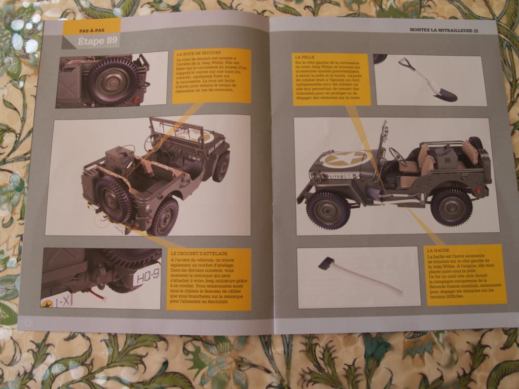 Jeep Willys - 1/8ème - Ed. Hachette - Construction par Glénans (Partie 1) - Page 39 P1011574