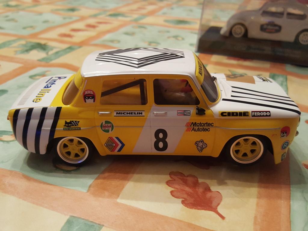 BAISSE DE PRIX BRM 1/24 Renault R8 Gordini  20190120