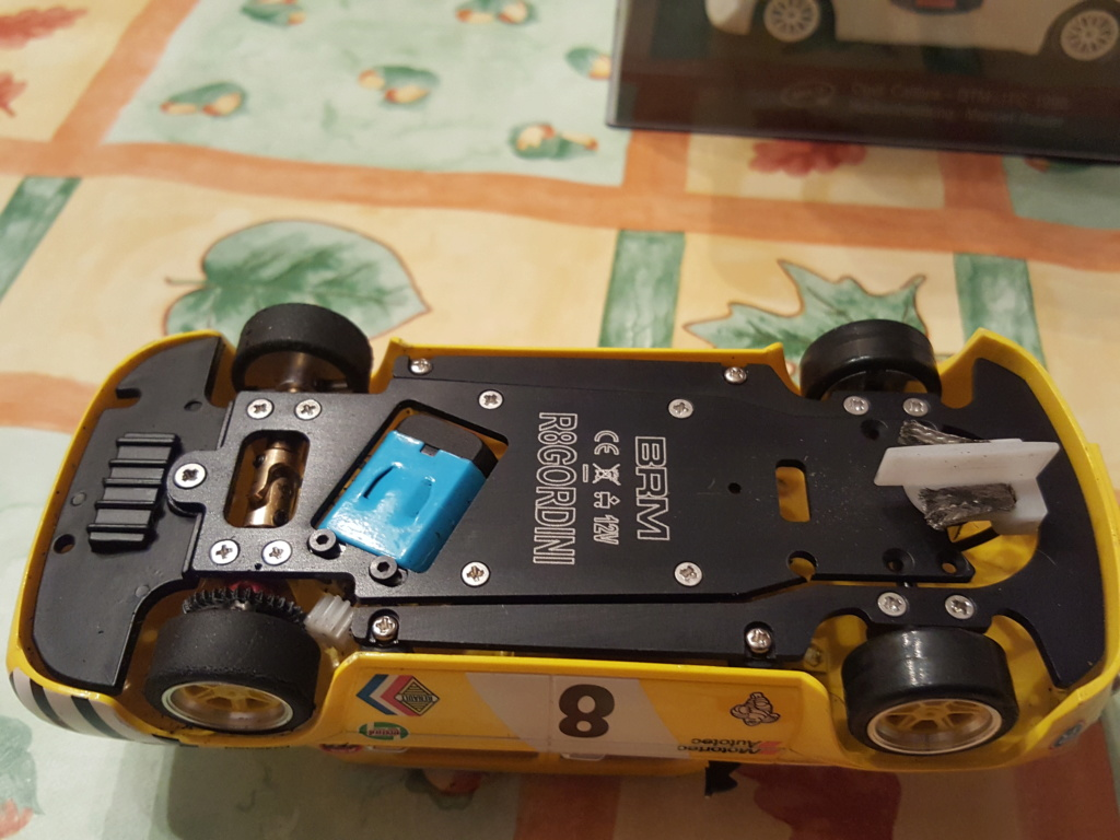 BAISSE DE PRIX BRM 1/24 Renault R8 Gordini  20190121