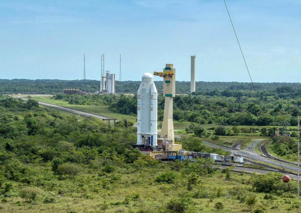 Ariane 5 ES VA244 (Galileo FOC FM 19–22) - 25.7.2018  2arian10