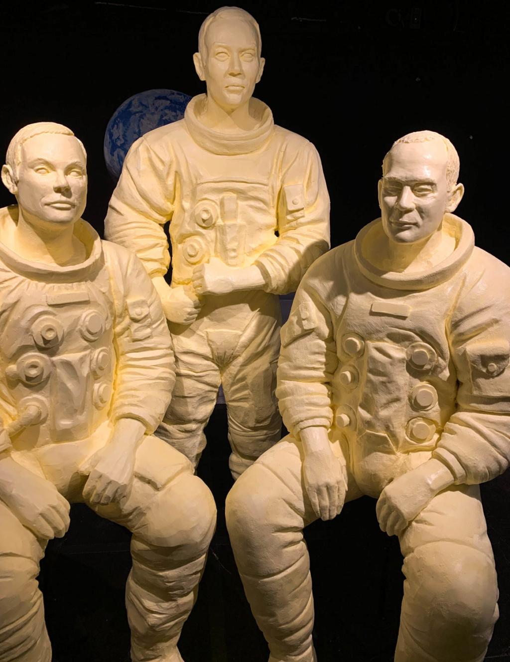Les Américains et l'espace 50 ans après Apollo 11... Beurre10