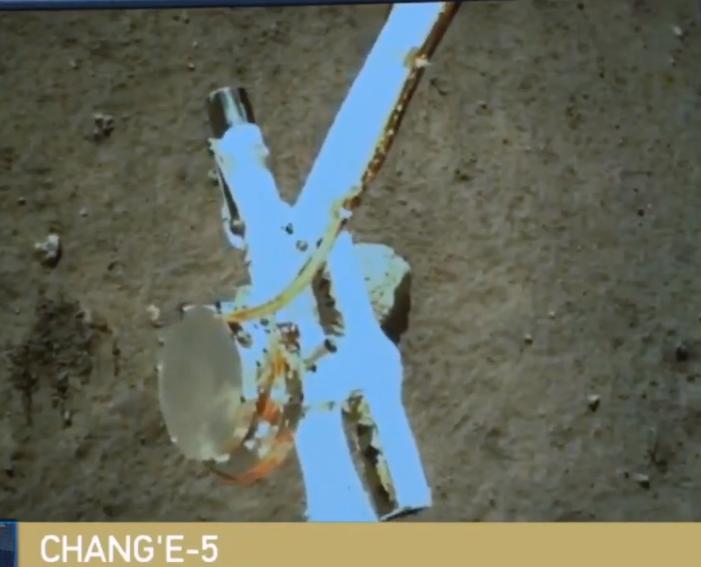 Suivi de la mission lunaire Chang'e-5 - Page 3 Change13