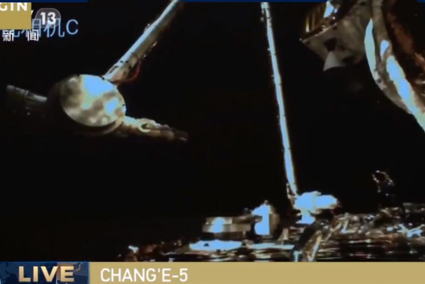 Suivi de la mission lunaire Chang'e-5 - Page 3 Change14