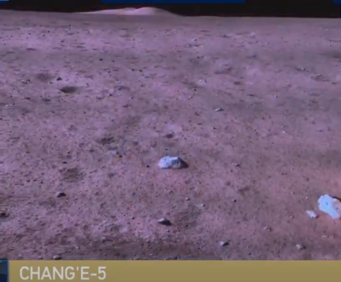 Suivi de la mission lunaire Chang'e-5 - Page 3 Change15