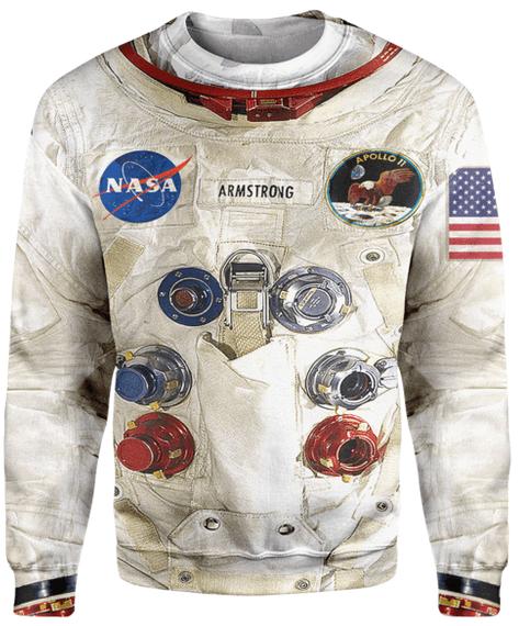 Le gant gauche de Neil Armstrong en taille réelle en impression 3d Combin10