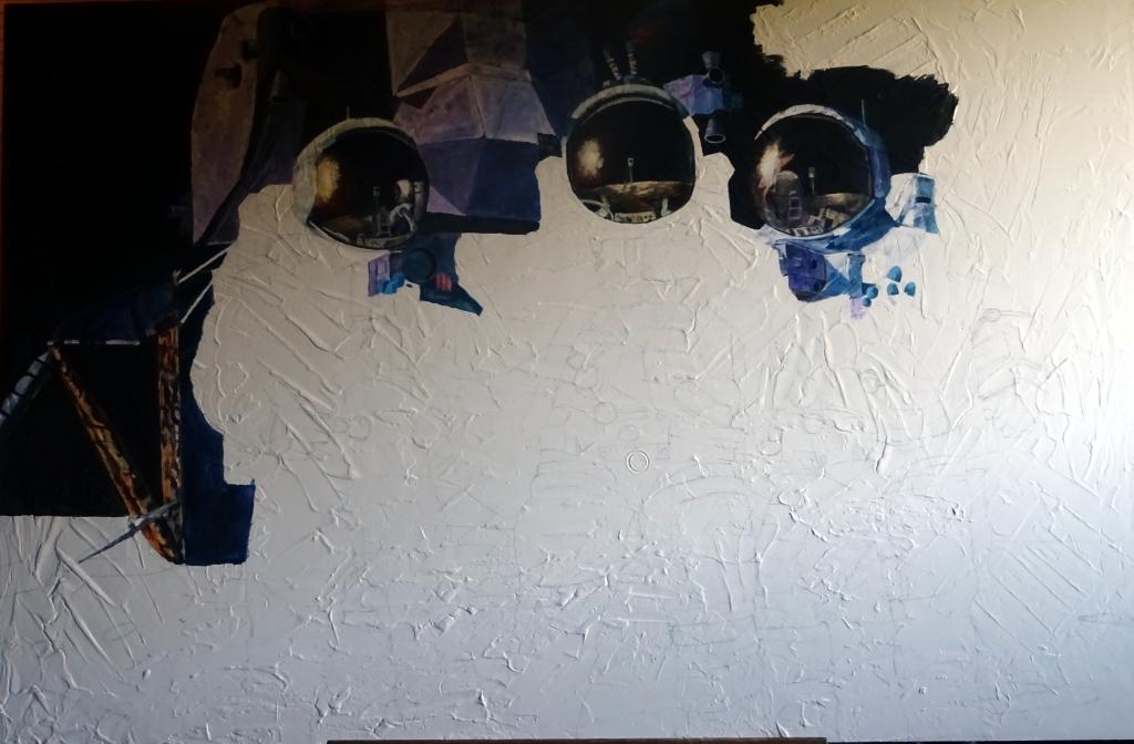 Peintures d'Alan Bean Fantas11