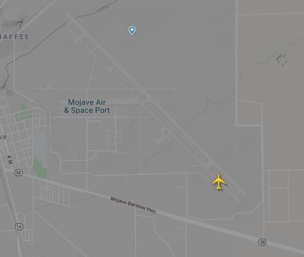 [Virgin Orbit] LauncherOne Demo-2 (ELaNa 20) - 17.1.2021 Fr110