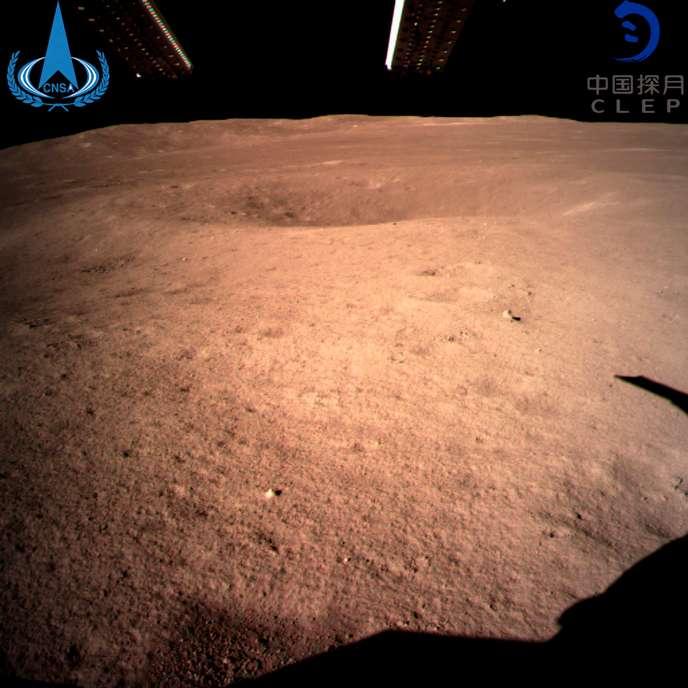 Chang'e 4 - Mission sur la face cachée de la Lune (rover Yutu 2) - Page 4 Lunefa10