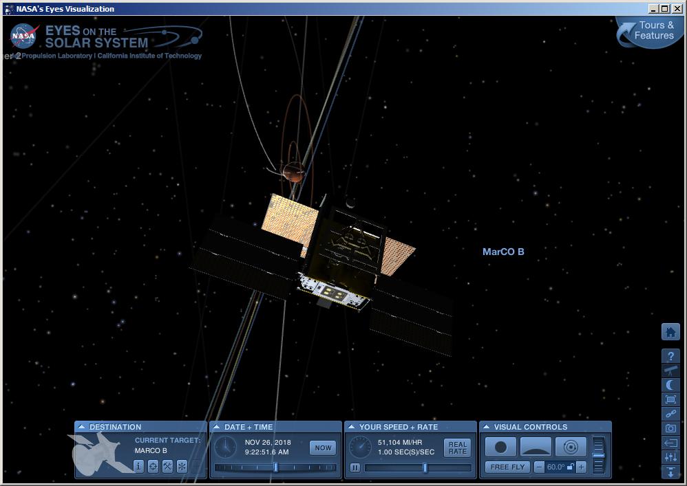 InSight - Mission d'exploration sur Mars - Page 3 Marco10