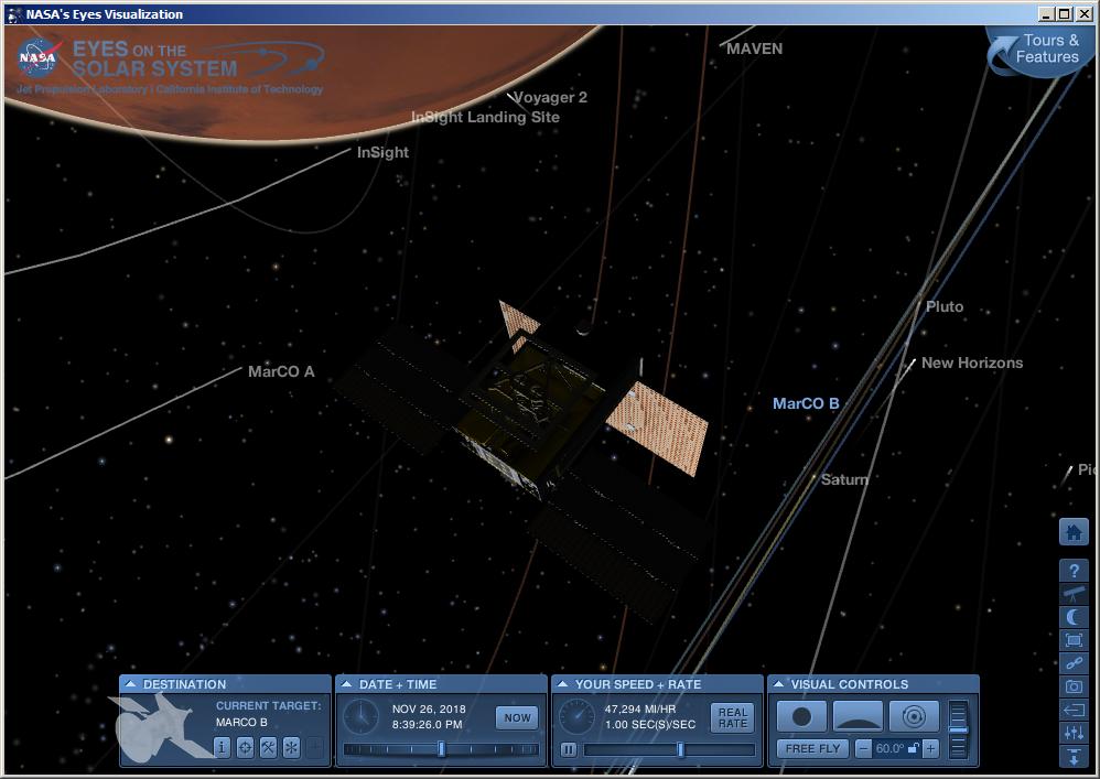 InSight - Mission d'exploration sur Mars - Page 3 Marco210