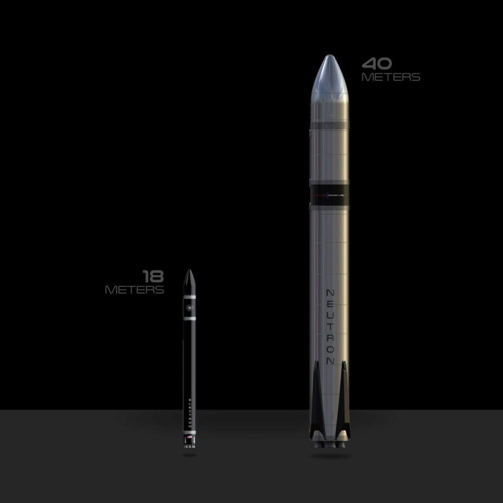 Neutron, le nouveau lanceur de Rocket Lab Neutro10
