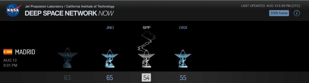 Parker Solar Probe - Mission en orbite héliocentrique Parker10