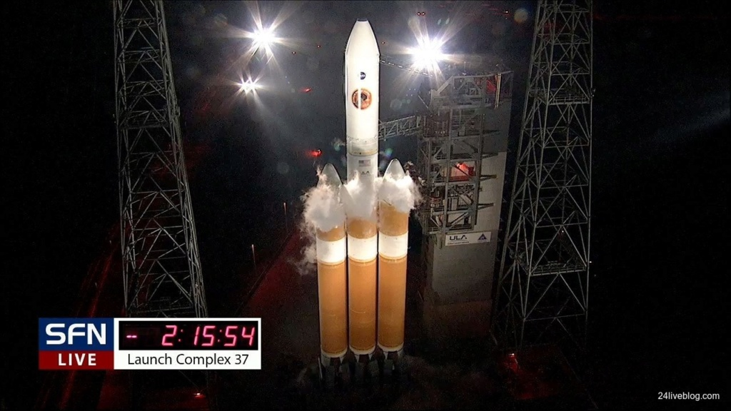 Delta-4 Heavy (Parker Solar Probe) - 12.8.2018 - Page 4 Parker11