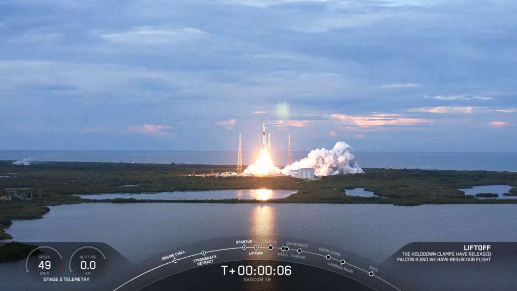 Falcon 9 (Saocom-1B) - CCAFS - 30.8.2020 - Page 2 Spacex11