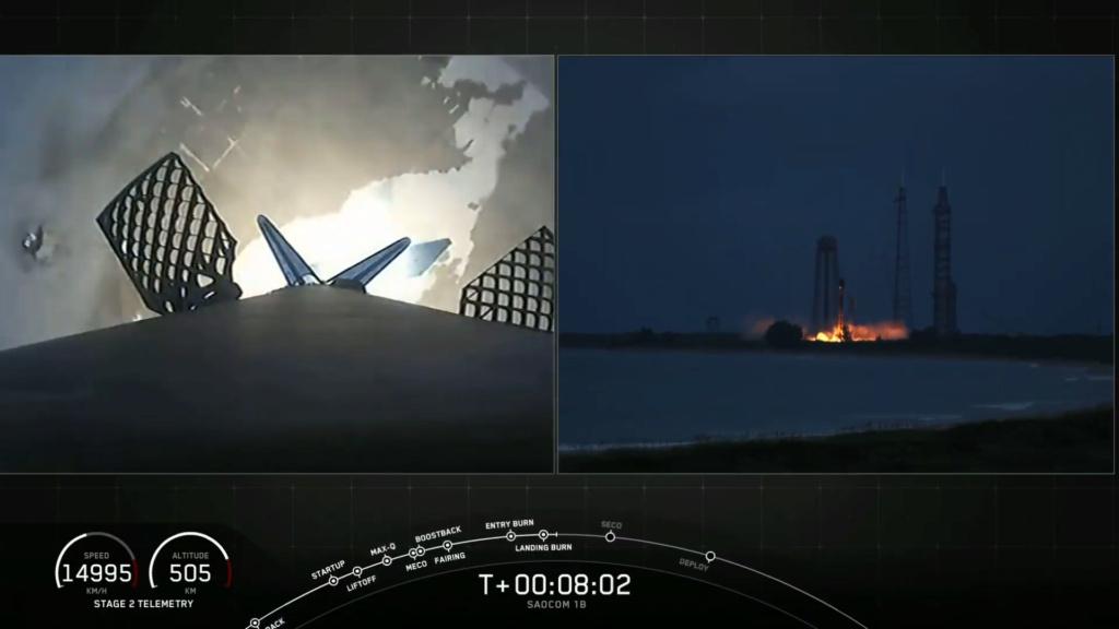 Falcon 9 (Saocom-1B) - CCAFS - 30.8.2020 - Page 2 Spacex18