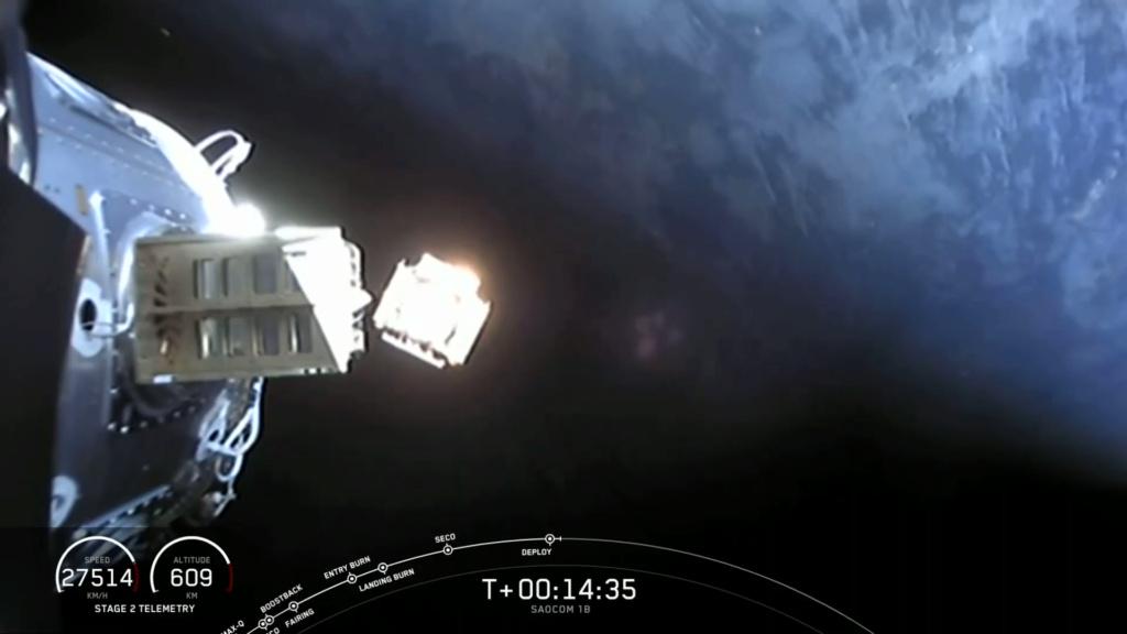 Falcon 9 (Saocom-1B) - CCAFS - 30.8.2020 - Page 2 Spacex20