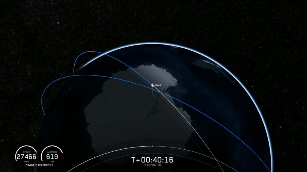 Falcon 9 (Saocom-1B) - CCAFS - 30.8.2020 - Page 2 Spacex21