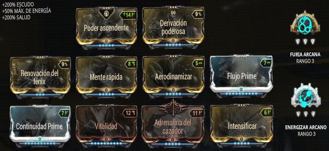 Build para Arbitramentos y Santuario de élite Oberon11