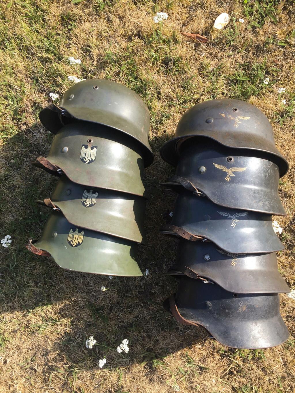 La folie des M35 et autres casques teutons - Page 3 1111