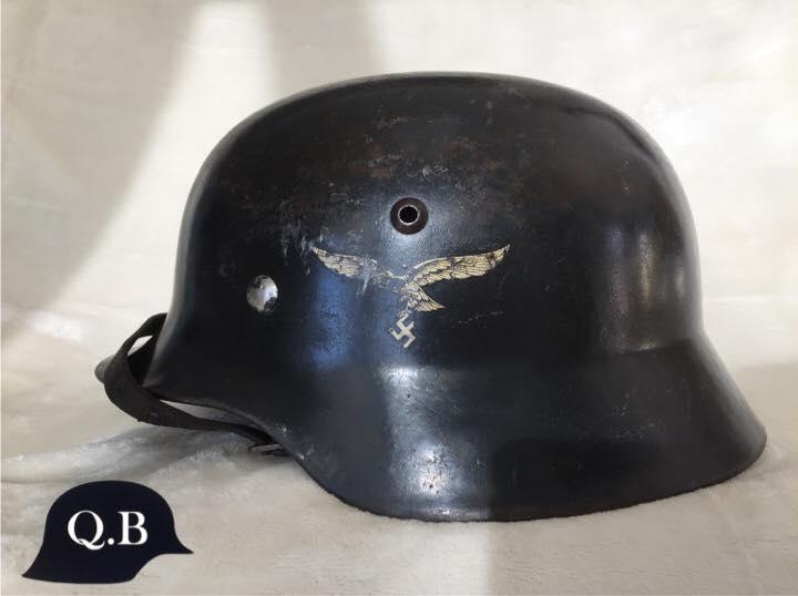 Les casques de la Luftwaffe 212