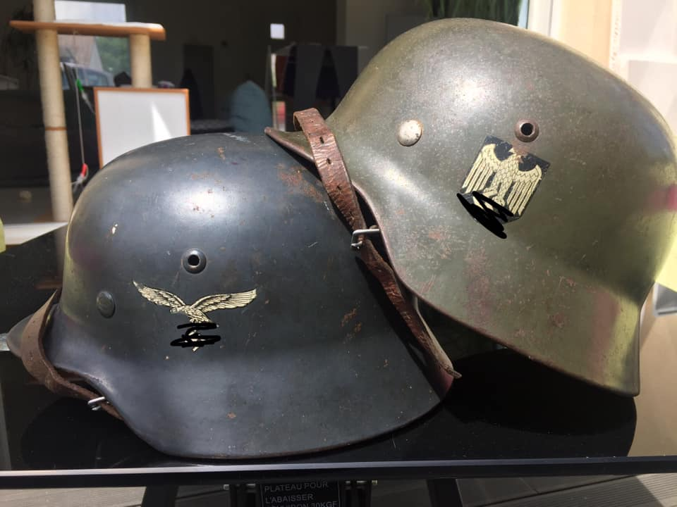La folie des M35 et autres casques teutons - Page 2 247