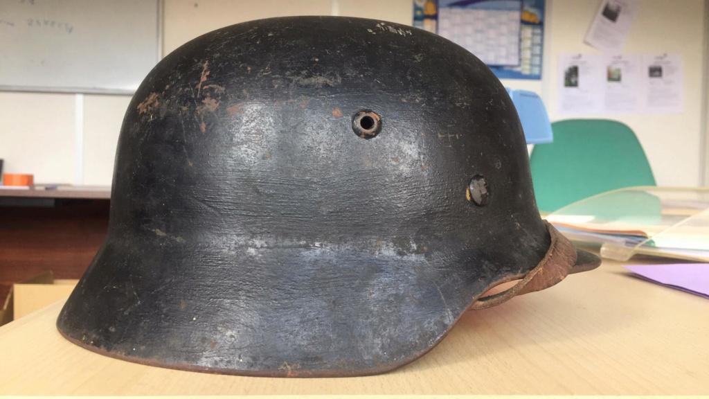 La folie des M35 et autres casques teutons - Page 2 260