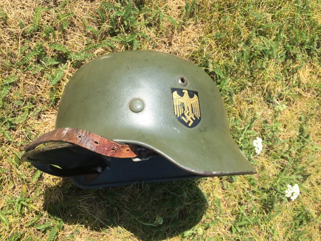 La folie des M35 et autres casques teutons - Page 3 262
