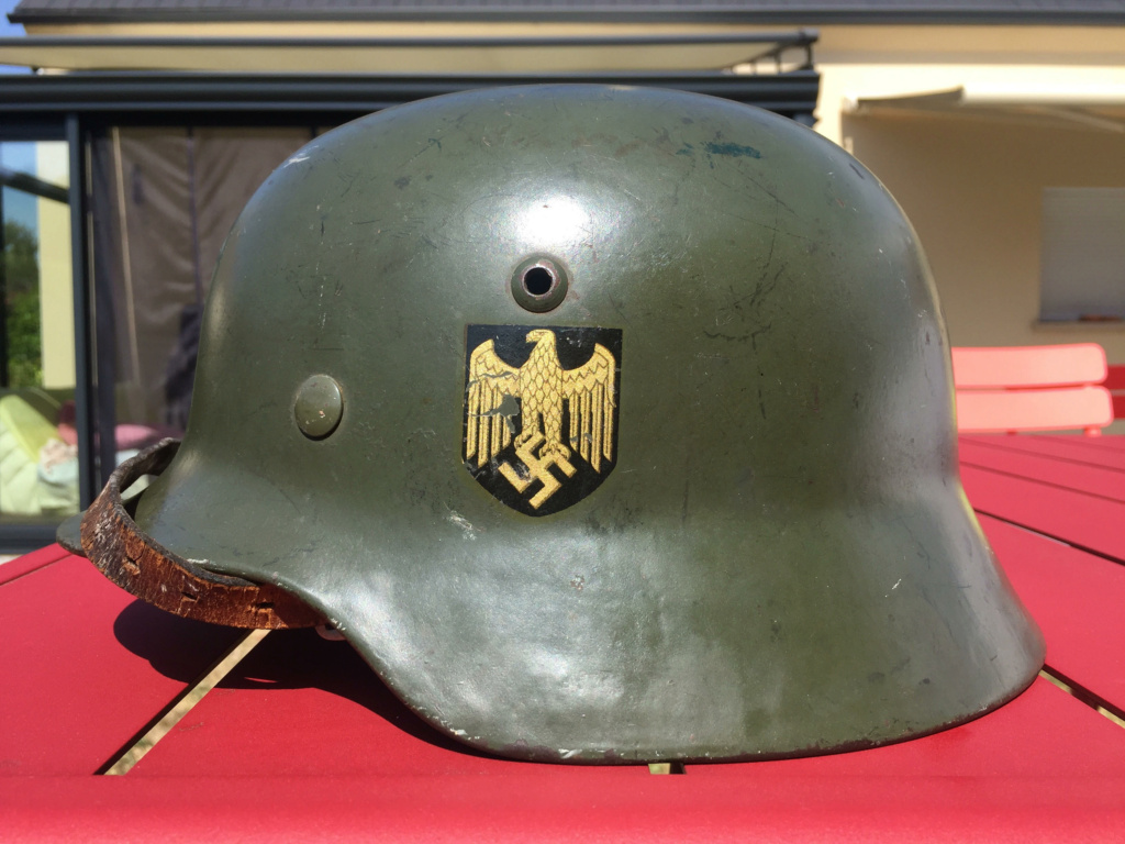 La folie des M35 et autres casques teutons - Page 3 459