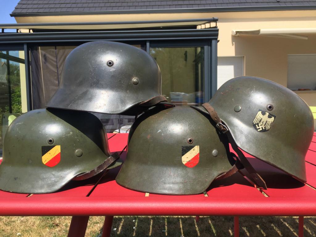 La folie des M35 et autres casques teutons - Page 3 734