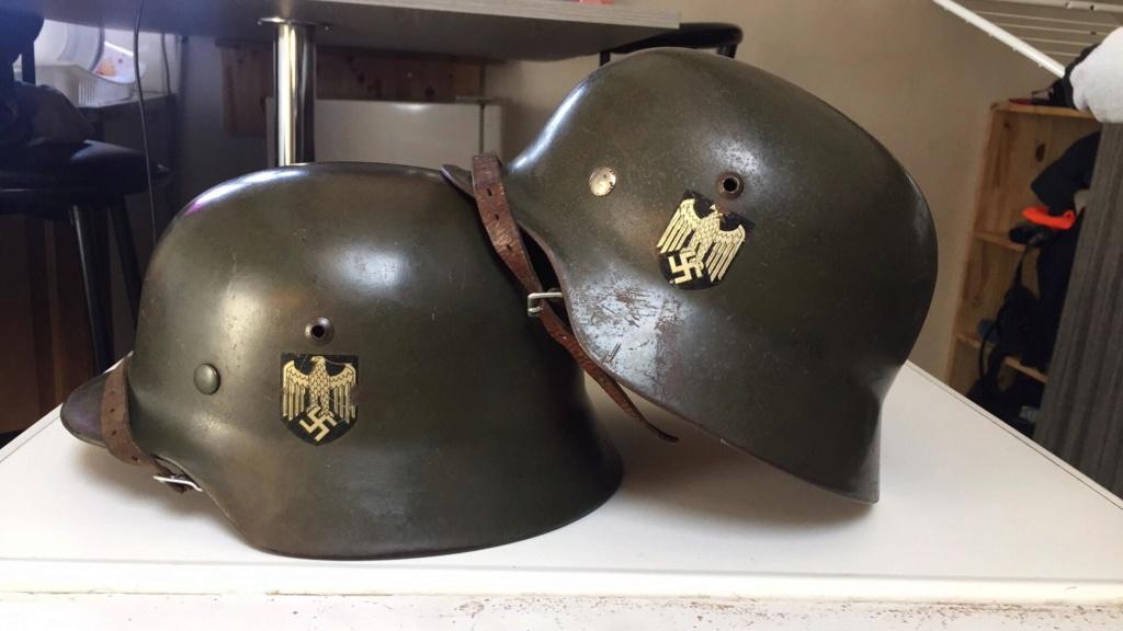 La folie des M35 et autres casques teutons 89734810