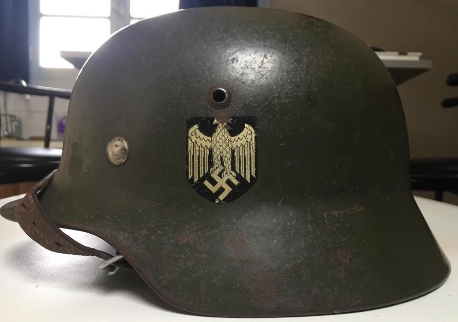 La folie des M35 et autres casques teutons Ddh110