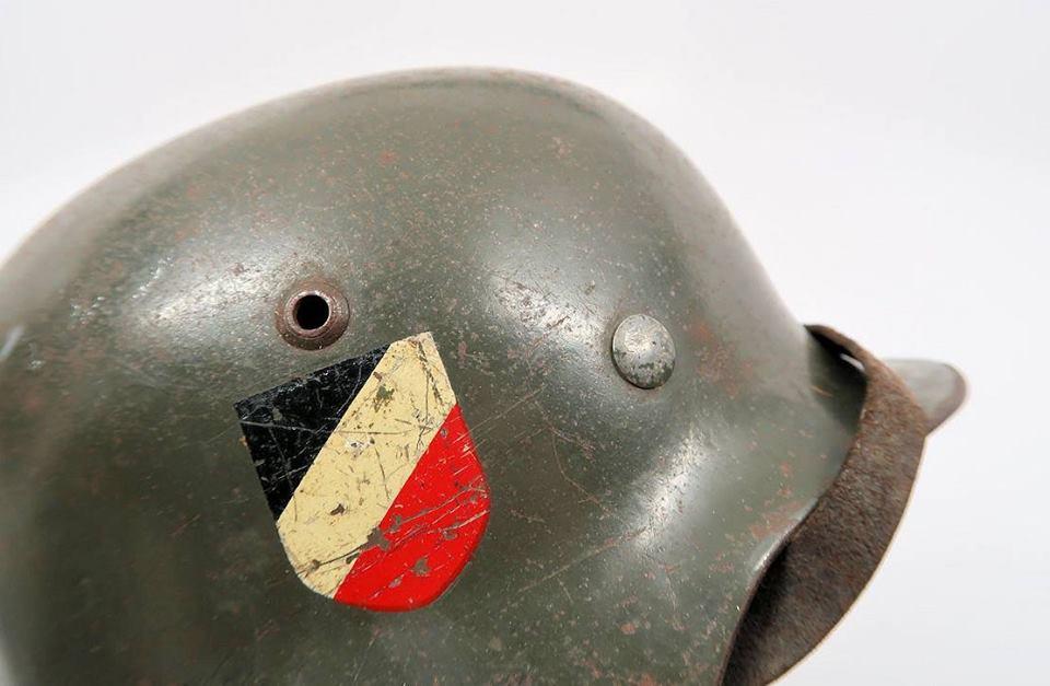 La folie des M35 et autres casques teutons Heer_311