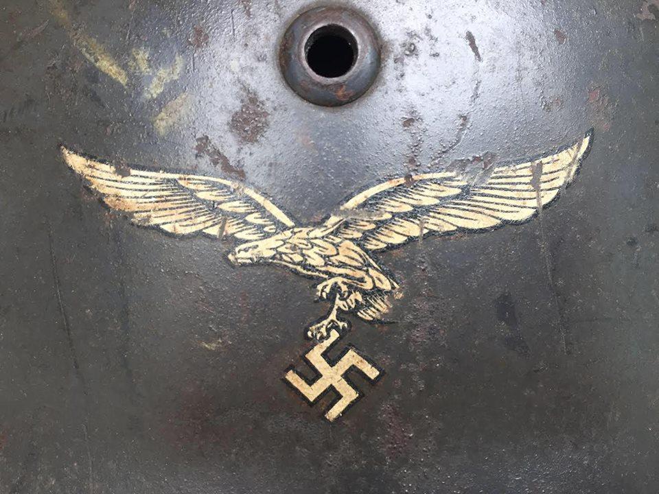 Les casques de la Luftwaffe Insign13