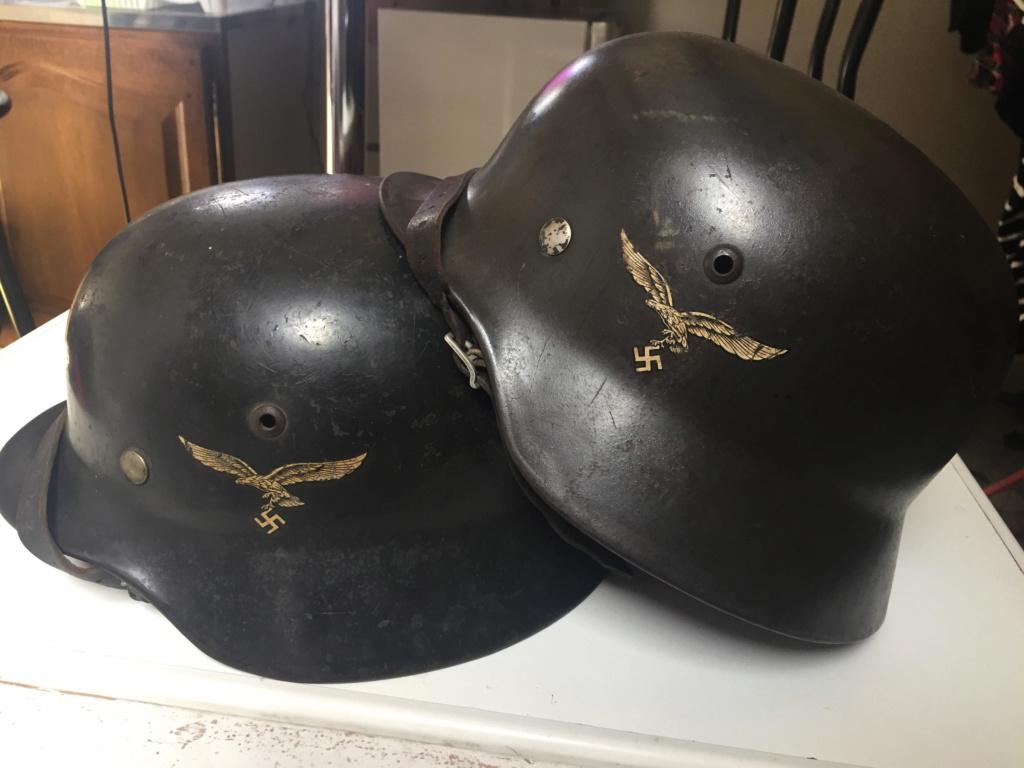 La folie des M35 et autres casques teutons L512