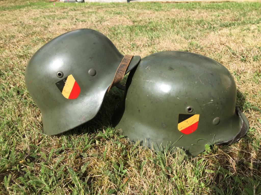 La folie des M35 et autres casques teutons - Page 4 N611