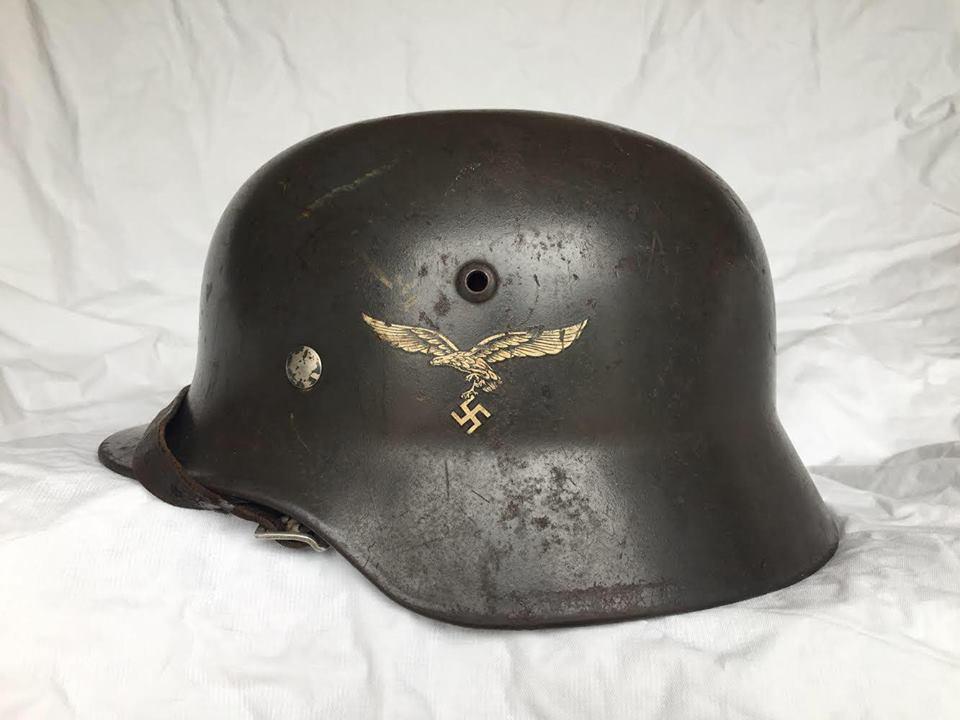 Les casques de la Luftwaffe Profil10