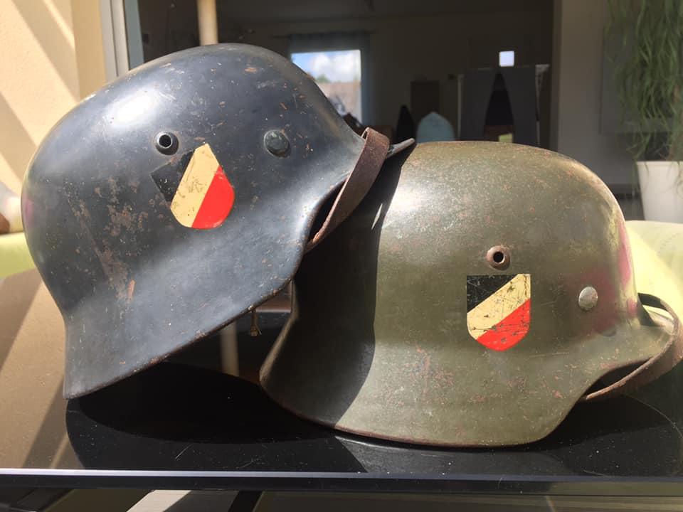 La folie des M35 et autres casques teutons - Page 2 Przose16