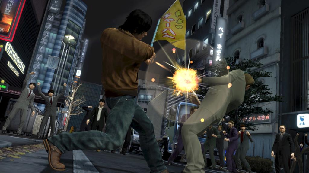 【人中之龍5】第三彈遊戲資訊 00810