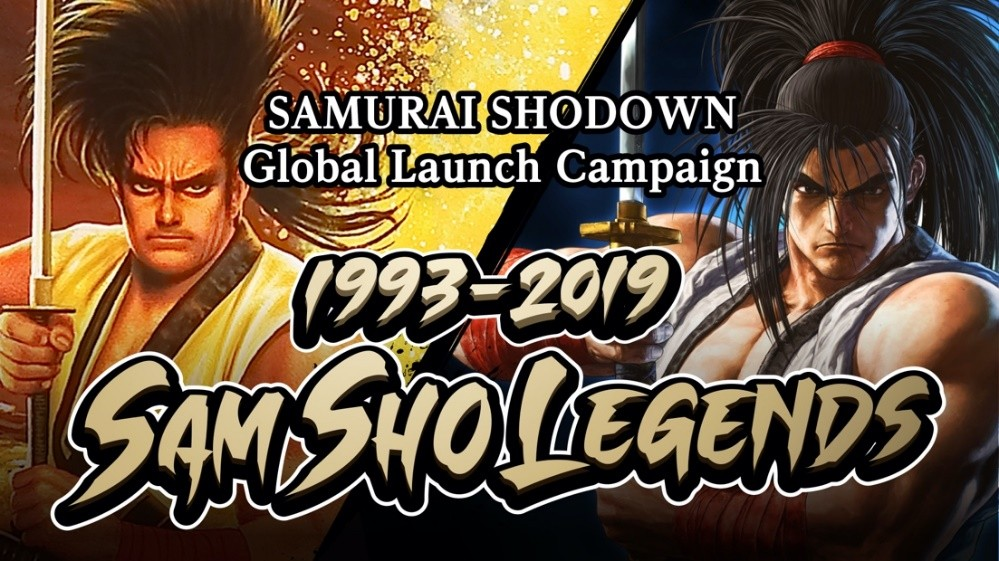 "《SAMURAI SHODOWN》發售紀念活動「1993-2019, SamSho Legends」全球展開! 募集全世界玩家的 ""我與侍魂""主題投稿! 249"