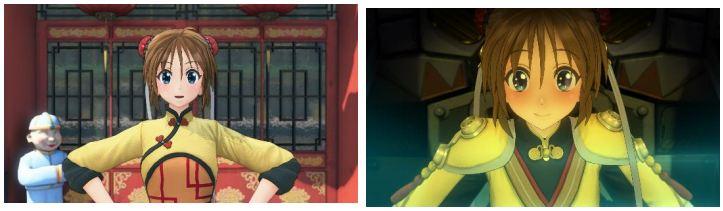 PS4®『新櫻花大戰』 本次公開主角們的競爭對手「上海華擊團」的角色資訊 353