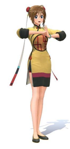 PS4®『新櫻花大戰』 本次公開主角們的競爭對手「上海華擊團」的角色資訊 436