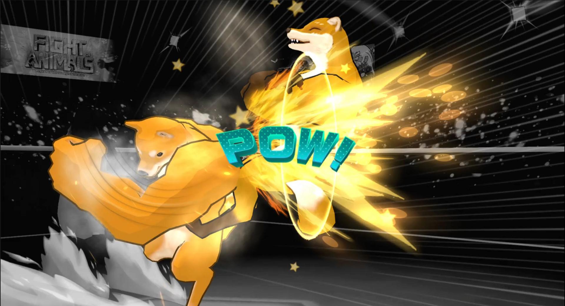 迷因格鬥遊戲《動物之鬪》正式發售! 不同次元的動物們在此齊聚激戰 480