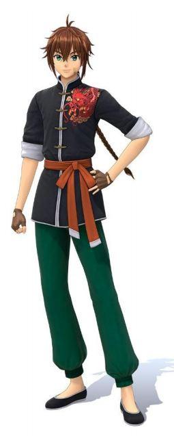 PS4®『新櫻花大戰』 本次公開主角們的競爭對手「上海華擊團」的角色資訊 636