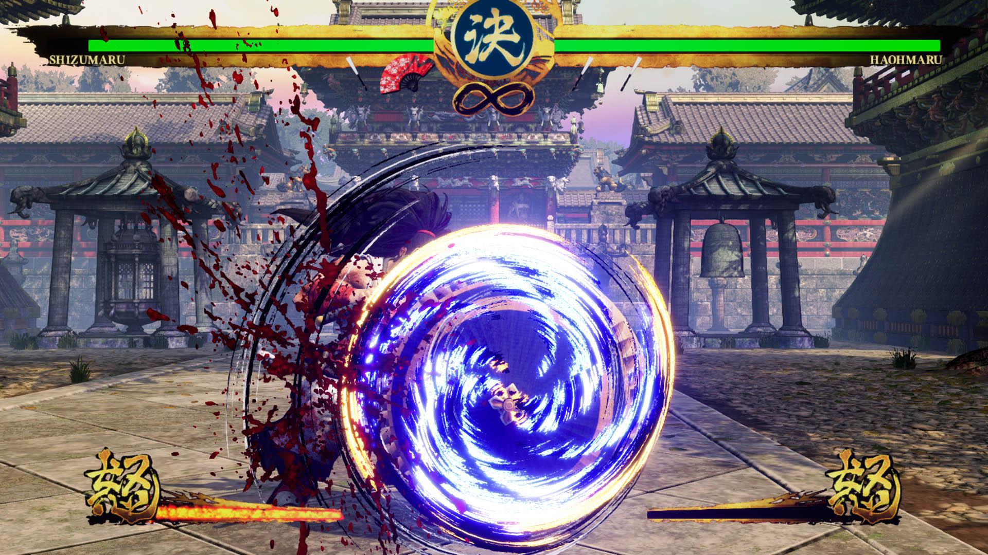 遊戲 - PlayStation®4/Xbox One平台劍戟對戰格鬥遊戲《SAMURAI SHODOWN》 免費DLC追加角色「緋雨 閑丸」9月17日開放下載! _211