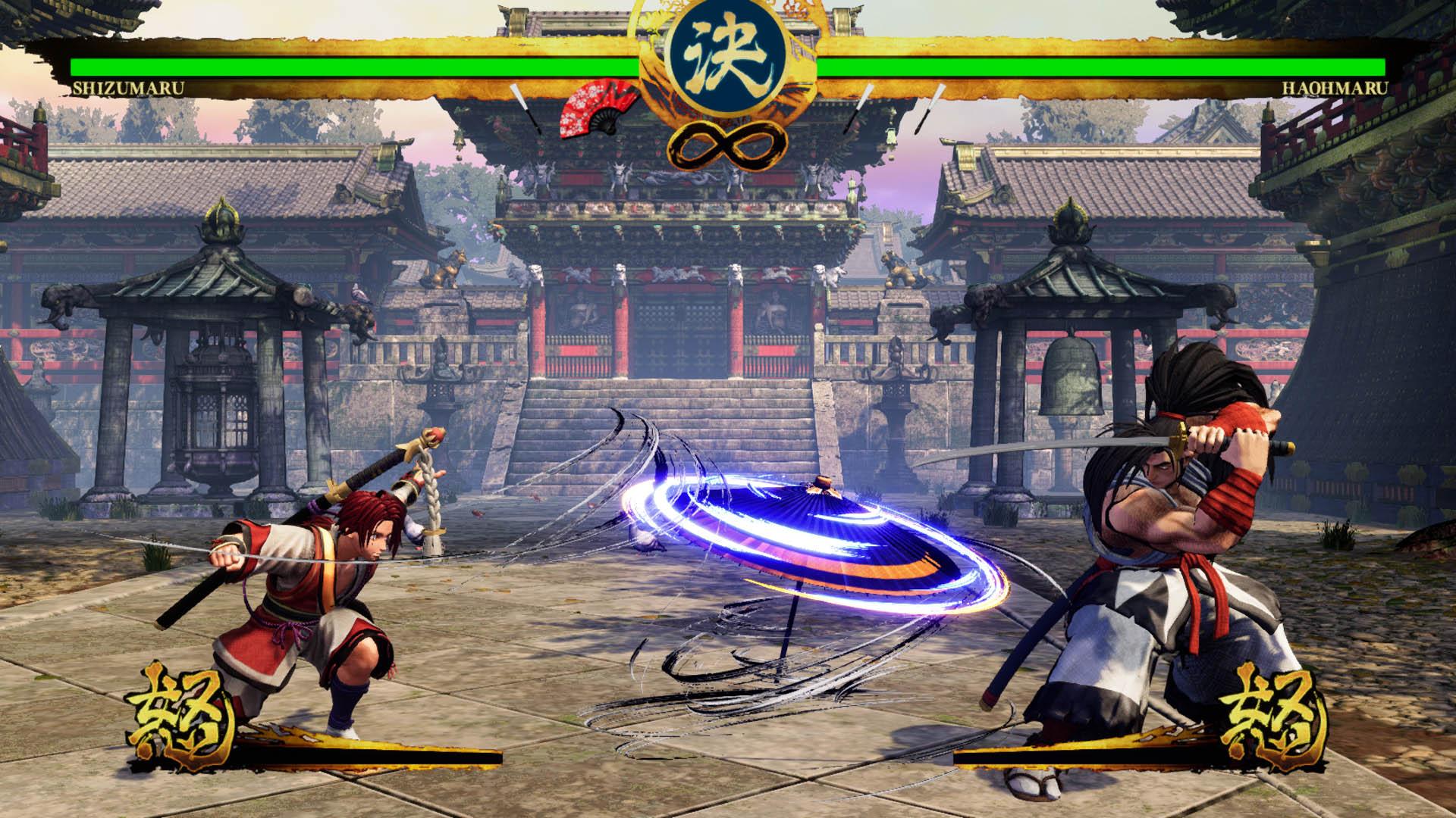 遊戲 - PlayStation®4/Xbox One平台劍戟對戰格鬥遊戲《SAMURAI SHODOWN》 免費DLC追加角色「緋雨 閑丸」9月17日開放下載! _310