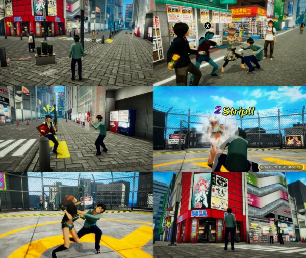 《秋叶原之旅:Hellbound & Debriefed》宣布将于5月20日在PS4和Switch平台推出 Akibas12