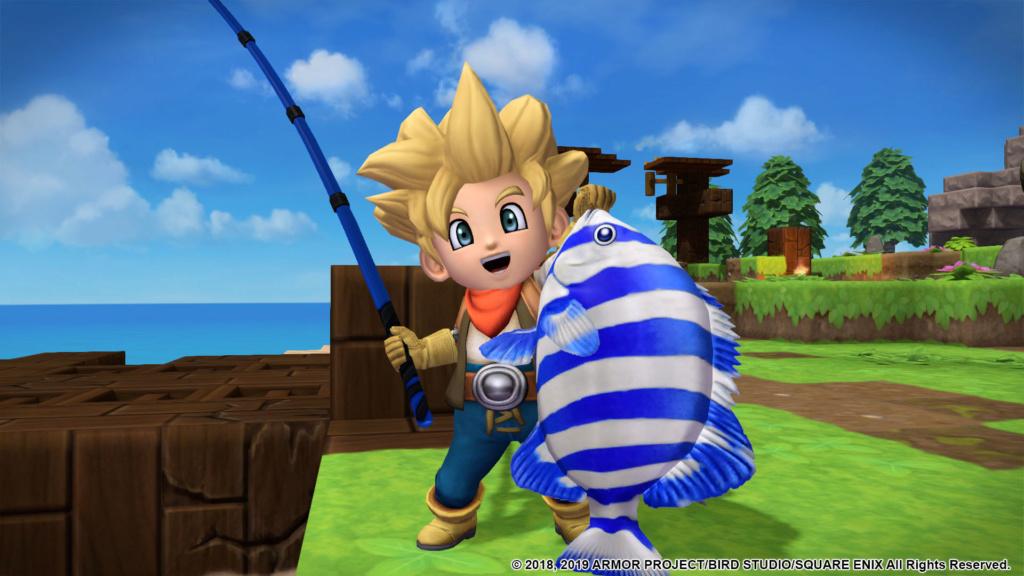 Nintendo Switch™《勇者鬥惡龍 創世小玩家2 破壞神席德與空蕩島》繁體中文版將於8月9日正式發售! Create12