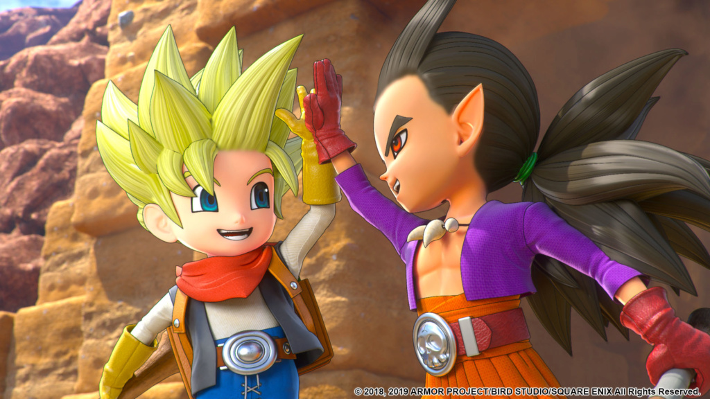 Nintendo Switch™《勇者鬥惡龍 創世小玩家2 破壞神席德與空蕩島》繁體中文版將於8月9日正式發售! Dqb2_o11