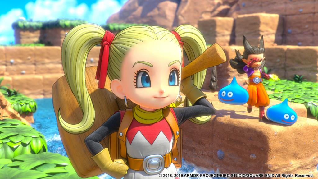 Nintendo Switch™《勇者鬥惡龍 創世小玩家2 破壞神席德與空蕩島》繁體中文版將於8月9日正式發售! Dqb2_o12