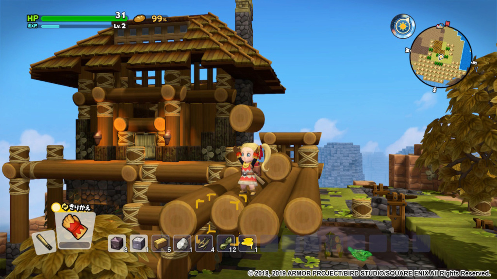 Nintendo Switch™《勇者鬥惡龍 創世小玩家2 破壞神席德與空蕩島》繁體中文版將於8月9日正式發售! Dqb2_o15